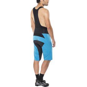 GORE WEAR C7 Pro Bibshorts Herrer, dynamic cyan/black